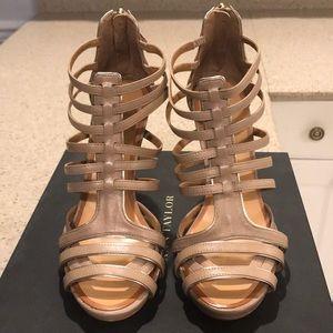 Ann Taylor; Gladiator Sandal